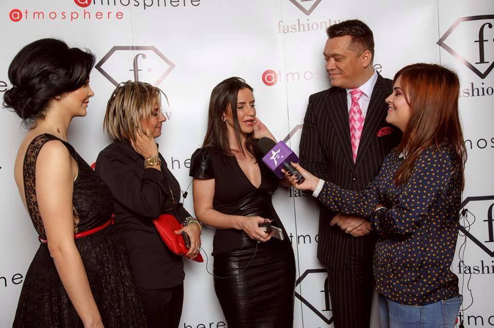 Lansarea colectiei de primavara vara Atmosphere Fashion d...
