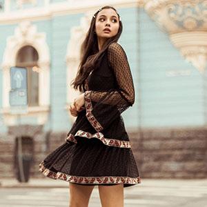 Cum purtam hainele traditionale intr-o maniera moderna?