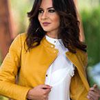 Jacheta din piele ecologica - 3 outfituri cool