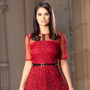 Bucura-te de toamna imbracand superbele rochii Moze!