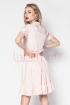 Rochie Pretty Girl eleganta roz pal