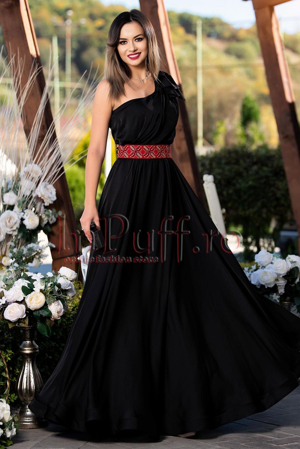 Rochie lunga eleganta Effect