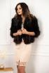 Jacheta din blana ecologica