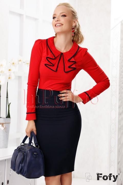 Bluza rosie Fofy
