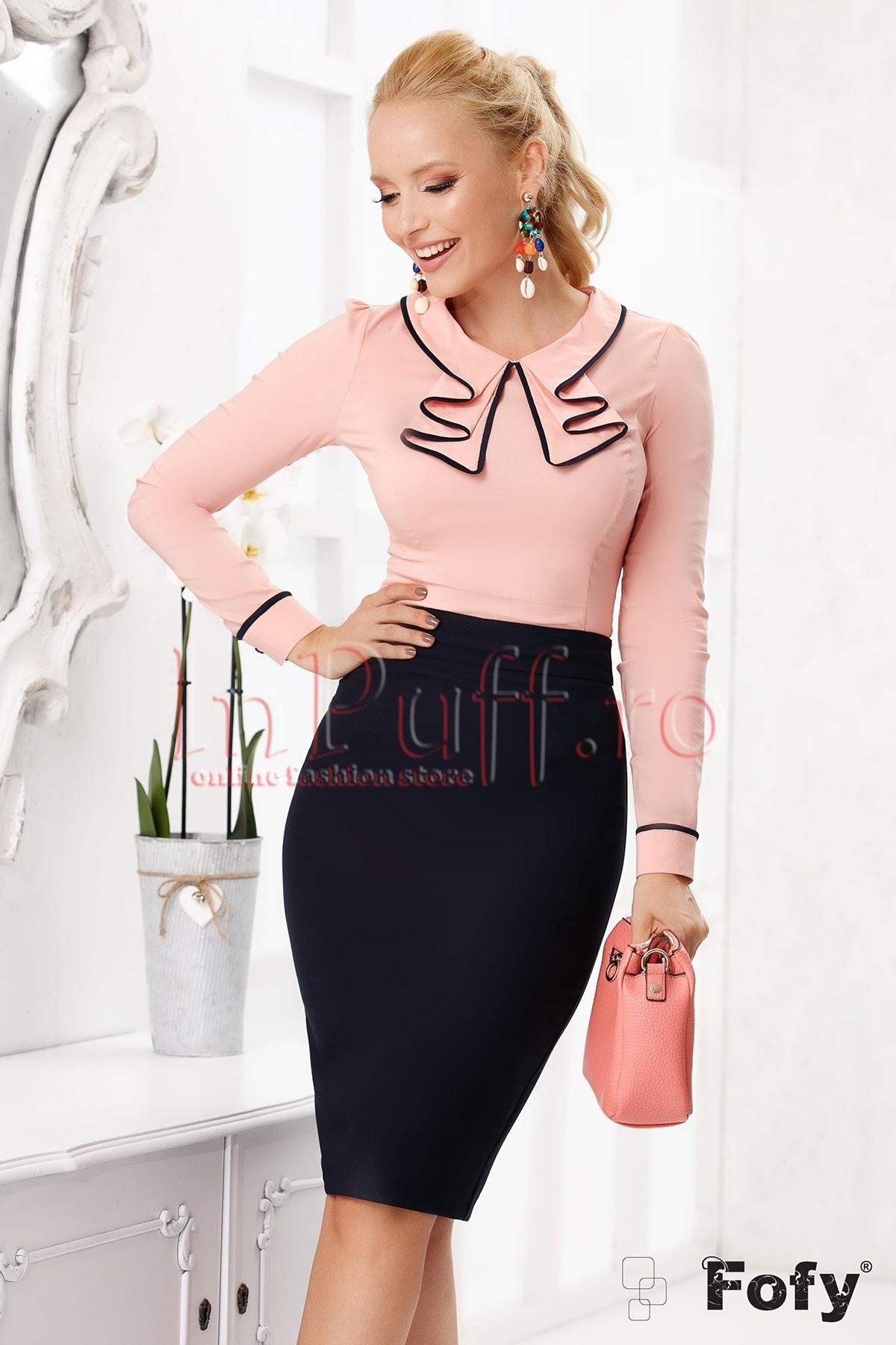 Bluza roz Fofy