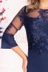 Rochie de ocazie bleumarin