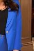 Compleu Atmosphere office sacou si pantalon albastru