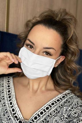 SET 10 MASTI DE PROTECTIE PENTRU FATA REUTILIZABILE
