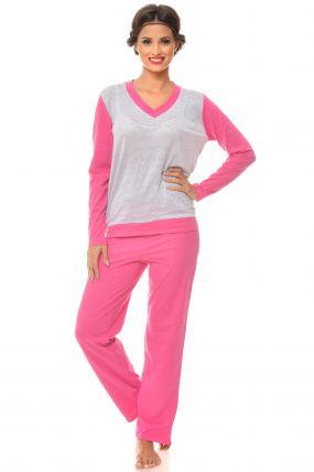 Pijama lejera in doua culori