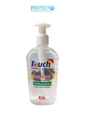 Gel Antibacterian TOUCH Violet 220 ML