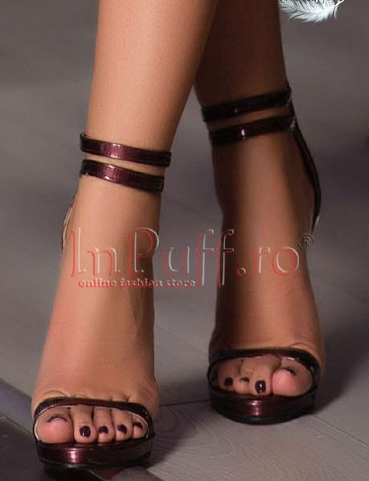 Sandale visinii Ginger by EOS